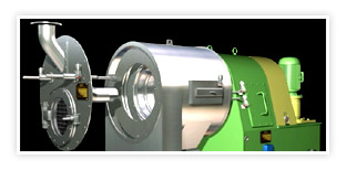 Pusher Centrifuge - Machine Assembling / Dismantling 3D Animation