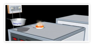 Industion Furnace - Machine Working Process 3D Animation
